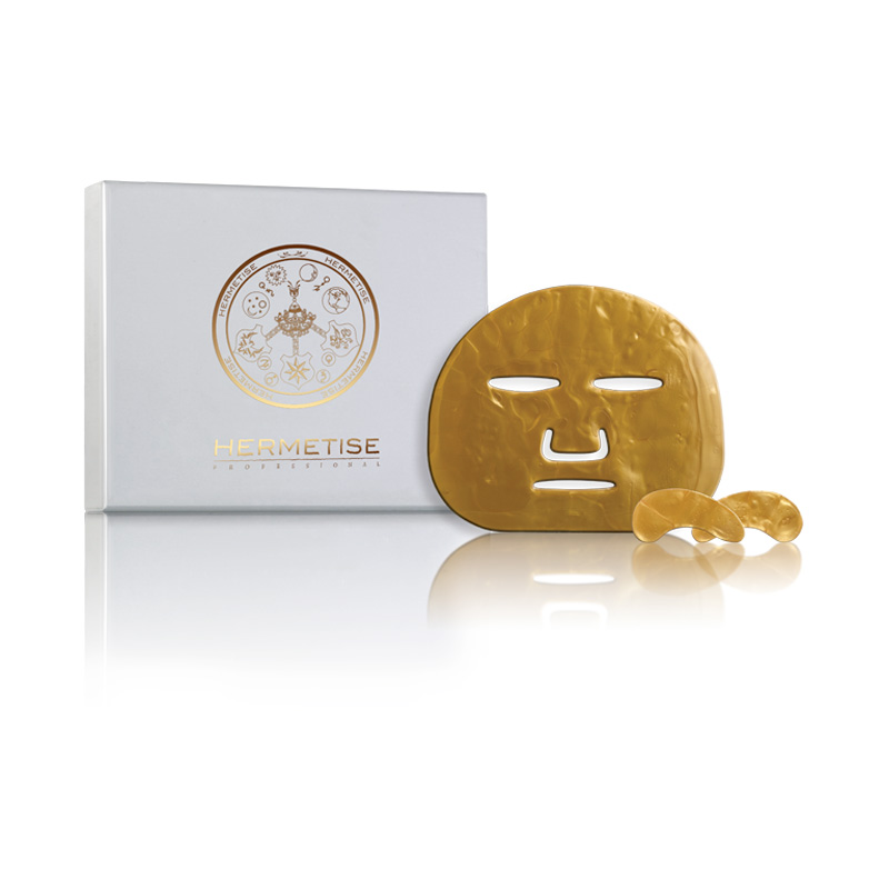 Hermetise Tissue Gold Mask